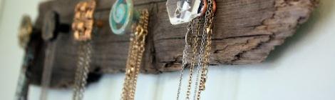 Jewellery orgnaniser